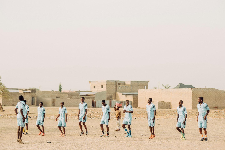 Peace through sports in Nigeria