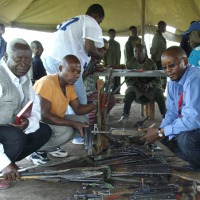 Locally-led demobilisation in DR Congo