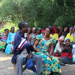 In DR Congo, local structures of justice resolve conflict and reduce the likelihood of violence.