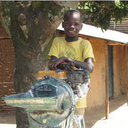 child smiling 250