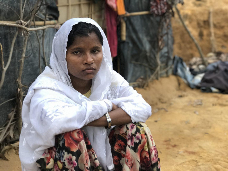 Two fearless women win prestigious award for human rights