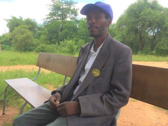 Sabhuku, a Traditional Leader in Zimbabwe